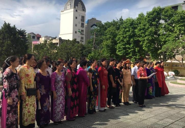 Hoạt động tri ân người có công của Hội LHPN các cấp quận Hà Đông  dịp kỷ niệm 70 năm ngày Thương binh Liệt sĩ