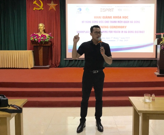 Hội Phụ nữ phường Biên Giang tổ chức tuyên truyền kỹ năng mềm cho con cán bộ hội viên