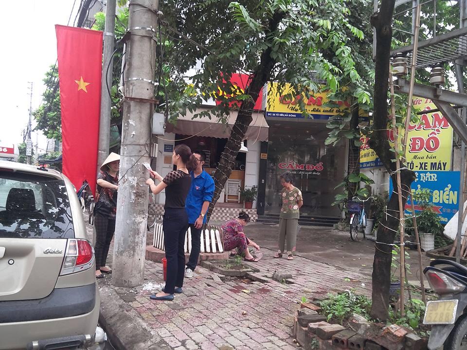 Hội LHPN phường Nguyễn Trãi nâng cao chất lượng hoạt động mô hình  Gia đình tình nguyện, cộng đồng tình nguyện