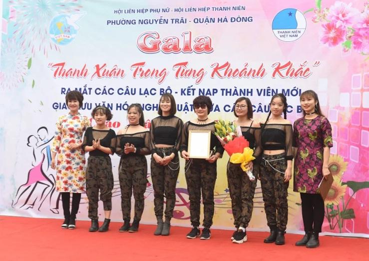 """Gala """"Thanh xuân trong từng khoảnh khắc"""" phường Nguyễn Trãi"""