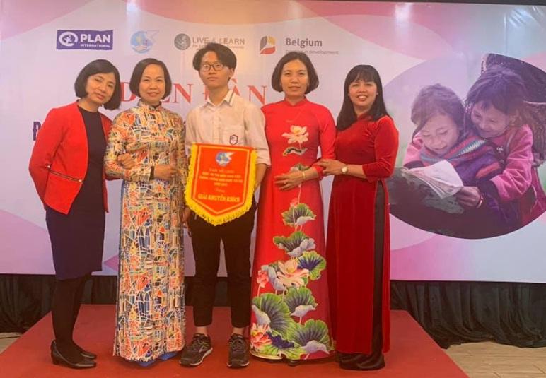 Trung ương Hội LHPN Việt Nam trao 12 giải sáng kiến dự thi phòng chống đuối nước trẻ em