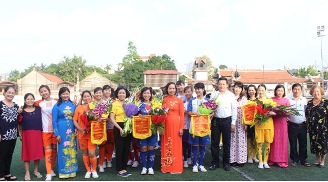 Hội LHPN phường La Khê tổ chức kỷ niệm 87 năm ngày thành lập Hội LHPN Việt Nam