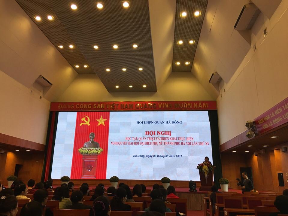 Học tập, quán triệt và triển khai thực hiện Nghị quyết; chuyên đề học tập tư tưởng, đạo đức, phong cách Hồ Chí Minh