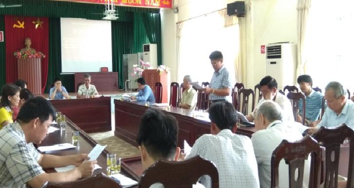 Phối hợp giám sát đối với thành viên đại biểu HĐND  và chức danh tổ trưởng TDP phường Phú Lãm