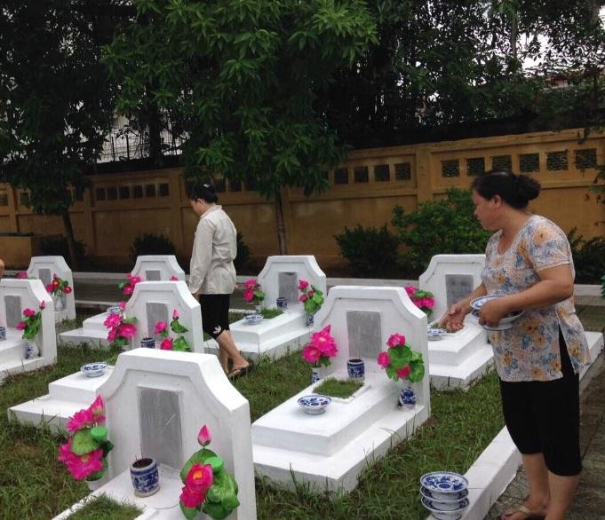 Hội LHPN phường Quang Trung tổ chức chùm hoạt động  nhân kỷ niệm 70 năm ngày Thương binh Liệt sỹ